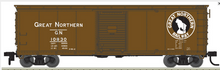 Atlas O GN (tuscan brown)40' USRA Steel Box Car