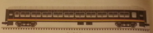 Atlas O (weaver) 80' KCS Pullman-Bradley coach Car, 3 rail or 2 rail,