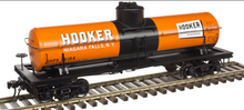 Atlas O Hooker Chemical 8000 gallon tank car