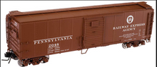 Atlas O PRR REA X-29  40' box  car