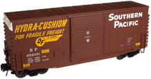 Atlas O PDT exclusive SP 40' Hy-cube box car, 3 rail or 2 rail