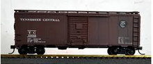 Weaver  GM&O 1920-s-60's ARA box car, 3 rail or 2 rail