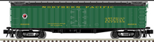 Atlas O NP 53' GACC express reefer, 3 rail or 2 rail