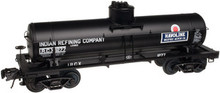 Atlas O PDT exclusive  Indian Refining (Havoline) 8000 gal tank car, 3 or 2 rail