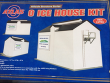 Atlas O Ice House Kit