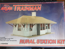 Atlas Trainman Rural Station Kit