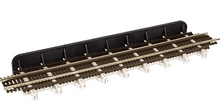 Atlas O 2 rail  thru deck girder bridge add-on kit to make a 2 track bridge