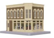 MTH 30-90022 O gauge Jenny Lee Bakery 2 story corner building