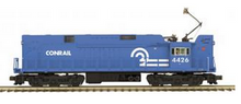 MTH Premier Conrail E-44 electric, 3 rail with P3.0
