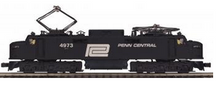 MTH Premier PC EP-5 electric, 3 rail with P3.0