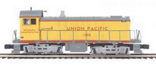 MTH Premier UP S-2  switcher, 3 rail, P2.0