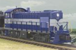MTH Premier RF&P S-2  switcher, 3 rail, Non powered