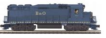 MTH Premier B&O GP-30, 3 rail, Proto 2.0