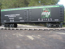 Weaver Evil Eye Ale 40' Reefer, 3 or 2 rail