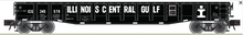 "Atlas O ICG  52' 6"" gondola, 3 rail or 2 rail"