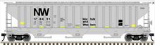 Atlas O (trainman) N&W PS4750 Covered Hopper car