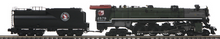 MTH Premier Great Northern 4-8-4  steam loco, 2 rail, P3.0, DCC