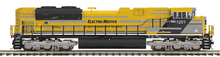 MTH Premier Electromotive SD-70ACe  diesel, 2 rail, P3.0,  p3.0, DCC, sound, cruise, exhaust