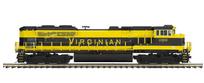 MTH Premier Virginian SD70ACe, 2 rail, Proto 3.0, DCC