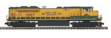 MTH Premier Reading SD70ACe, 2 rail, Proto 3.0, DCC