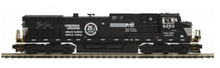 MTH Premier NS GE C44-9W   diesel, 2 rail, P3.0,  sound, cruise, exhaust