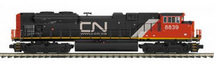 MTH Premier CN  SD-70M-2, deisel, 2 rail, p2.0 ,sound, smoke
