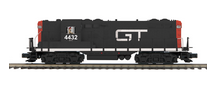MTH Premier GTW GP-9  diesel, 3 rail, Proto 3.0