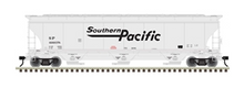 Pre-order for Atlas O Southern Pacific  trinity 5161  covered hopper car, 3 rail or 2 rail