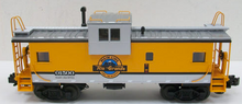 MTH Premier Rio Grande extended vision caboose, 3 rail
