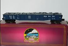 MTH Premier Nickel Plate Road Mill Gondola Car with Junk Load, 3 rail