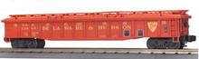 MTH Premier Delaware & Hudson Gondola w/ Removable Cover, 3 rail