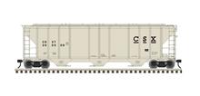 Pre-order for Atlas O CSX PS-4427  covered hopper, 3 rail or 2 rail