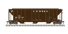 Atlas O Conrail PS-4427  covered hopper, 3 rail or 2 rail
