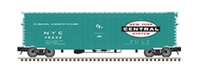 Atlas O New York Central  50' PS-1 plug door box car (bunkerless reefer)