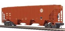 MTH Premier BNSF PS-2CD  High-Sided Hopper, 3 rail