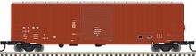 Atlas O (trainman) Susquehanna (NYSW) 50' 1970's and later style box car,