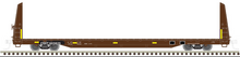 Pre-order for Atlas O CSX  62' Bulkhead Flat car, 3 rail or 2 rail