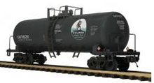 MTH Premier Norse Motor Oil 40' Modern Tank Car, 3 rail