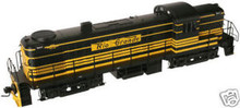Atlas O Rio Grande  Alco RS-3, 3 rail, conventional operation