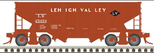 Pre-order for Atlas O Lehigh Valley USRA 2 bay hopper car,  3 rail or 2 rail