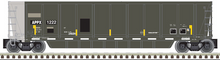 Pre-order for Atlas O APPALACHIAN RAILCAR SERVICES  bathtub gondola, 3 rail or 2 rail