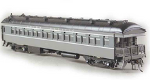 Golden Gate Depot UP 2 tone gray 70' harriman style  business/obs car,  2 rail