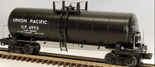 MTH Premier Union Pacific 40' Modern Tank Car, 3 rail