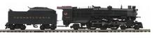 MTH Premier PRR 4-6-2  K4s    steam loco, 2 rail, P3.0, DCC