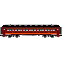 Atlas O 60' CGW Coach Car, 3 rail