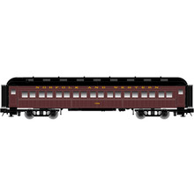 Atlas O 60' N&W Coach Car, 3 rail or 2 rail