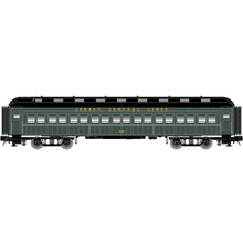 Pre-order for Atlas O 60' CNJ Coach Car, 3 rail or 2 rail