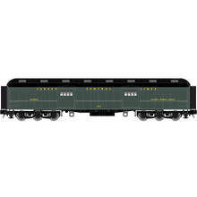 Atlas O 60' CNJ Baggage car, 3 rail or 2 rail