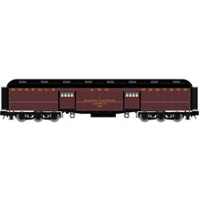 Atlas O 60' N&W Baggage car,  3 rail or 2 rail