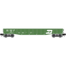 "Pre-order for Atlas O BN  52'6"" steel gondola"